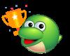 ผลงาน รับทำสติ๊กเกอร์ไลน์อนิเมชั่น ชุด Dino Monster Game